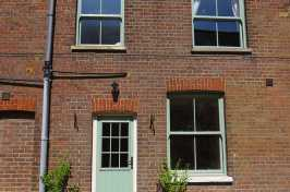 Park Farm Front Casement Windows