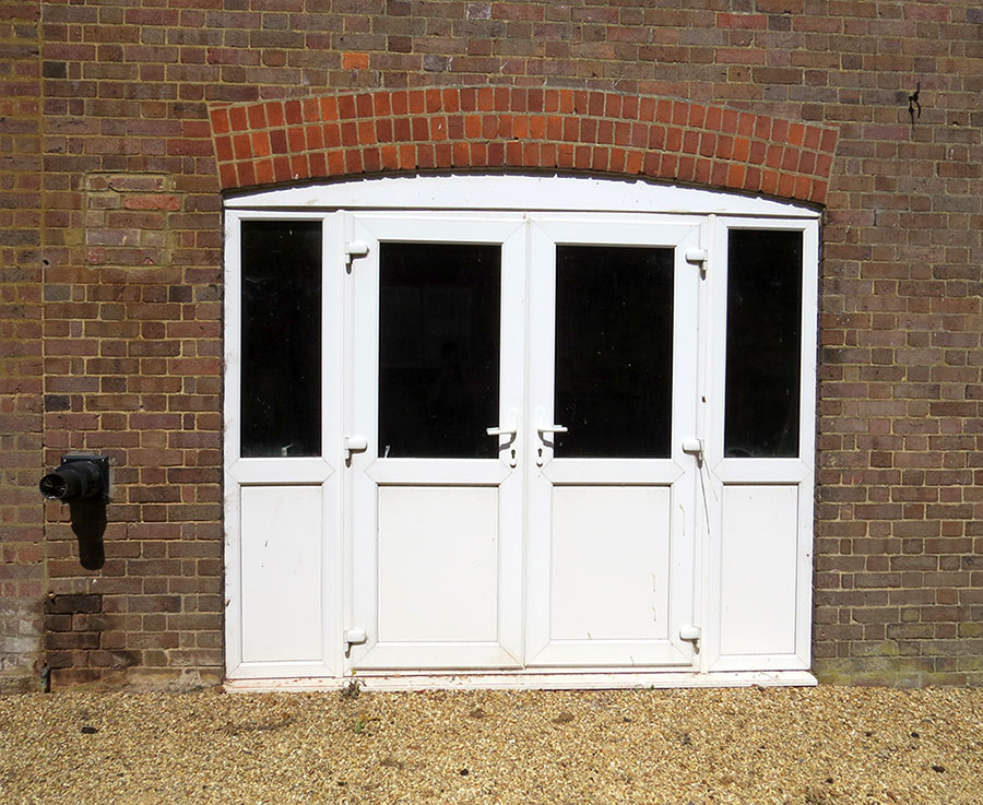 Park Farm UPVC Bi Folding Door